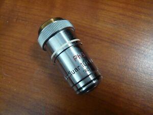 Carl Zeiss microscope Neofluar Objective lens 100/1,30 Oel 160/-