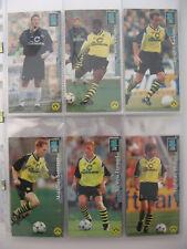 Panini XXL Cards 96 -ran SAT.1-Fussball, komplett, 1996