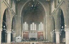 Luton St matthew's church Interior