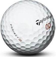 50 Taylormade Project A Mint Used Golf Balls AAAAA Free Tee's
