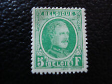 BELGIQUE - timbre - yvert et tellier n° 209 n* (A6) stamp belgium
