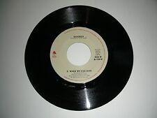 Bardeux -  Magic Carpet Ride When We Kiss (Long) 1988 45 Vinyl Enigma Records NM