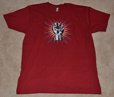 NEW! GEARS OF WAR JUDGEMENT Locust Cog Tag E3 2012 T-Shirt RED XLarge XL gowj