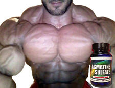 Pro Force AGMATINE SULFATE XTREME Pump Factor Bodybuilding SMART Supplements NEW