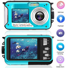 Waterproof Digital Camera for Kids Baby Cute Camcorder Video Child Cam Recorder