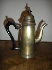 BRICCO Originale Inglese SHEFFIELD Argento 700 Gr. CARAFFA 1930 English Tea