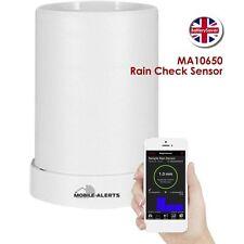 Mobile-alertes MA10650 vérifier la pluie capteur pour la surveillance à distance