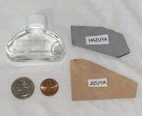 Japanese Sword Tsuba Choji Oil  20 ml + Hazuya Jizuya 20gms Total Combo Set