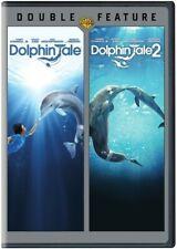 Dolphin Tale / Dolphin Tale 2 [New Dvd] Eco Amaray Case