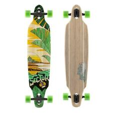 Sector 9 Lookout 17 Longboard Complete Green 41.8""