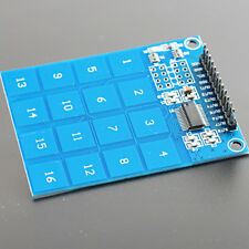 TTP229 Capacitive Touch Switch For Arduino Digital Sensor Module Board 16Channel