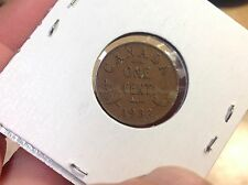 1932 Canada Cent, Canadian Penny, 1 Cent
