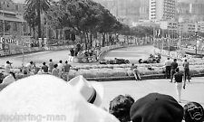 MONACO GRAND PRIX 1966 JOCHEN RINDT MASERATI GRAHAM HILL BRM PHOTOGRAPH FOTO