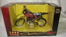 Rare Snap-On Racing 1/9 1:9 Die-Cast Super Dirt Bike Limited Honda 1995 NIB ATV