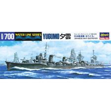 Hasegawa HWL410 IJN destructor Yugumo 1:700 Kit de modelo de escala