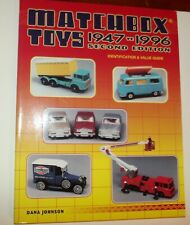 Matchbox Toys / Scale Models 1947-1996 - Makers Dates Models / Book + Values