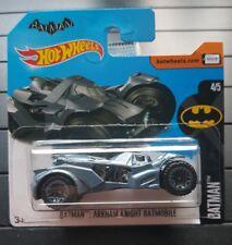 Hot Wheels Batman Arkham Knight Batmobile 4/5 1:64 267/365 2017 Silber NEU.