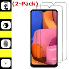 2Pack Premium Real Tempered Screen Protector Film For Samsung Galaxy A20S