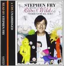 Stephen Fry Oscar Wilde  CD NEW
