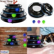 Jouets balles, culbutos interactifs pour chat