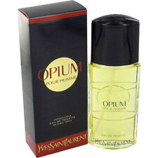 Yves Saint Laurent Opium Pour Homme EDT 50 ml. / 1.6 fl.oz. New & Sealed