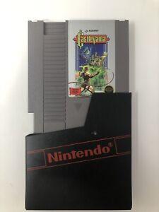 Castlevania Nintendo NES Video Game Classic Rare Retro