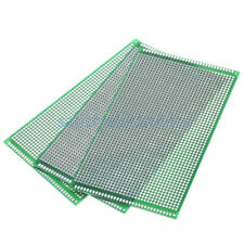 9x15 Cm Prototype Pcb 2 Layer 915cm Panel Universal Board Double Side 254mm