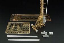 Brengun Models 1/144 Launch Tower for Ba349 Natter Resin & Photo Etch Model Kit
