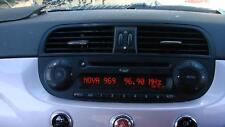 FIAT 500 CD/ MP3 PLAYER 03/08- 17
