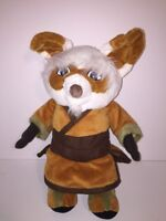 "Dreamworks Kung Fu Panda Master Shifu Fox Kohls Cares Plush Stuffed Animal 18"""