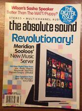 THE ABSOLUTE SOUND ISSUE 204 ORIGINAL MAGAZINE P262
