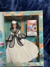 Barbie Doll as Scarlett O'Hara in Black and White Dress, 13254