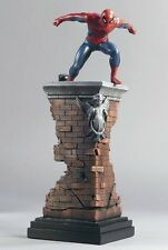 Bowen Designs Amazing Spider-Man Painted Statue #3249 of 5000  Box FVF Kept in