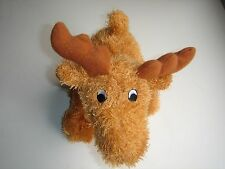 """9.8"""" Dog Pet Toy Moose Squeaky Brand new"""