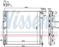 Kühler, Motorkühlung NISSENS 66763 für KIA