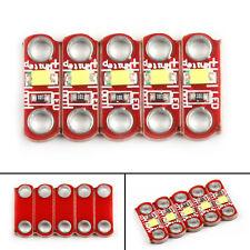 1Set SMD 3V-5V White LED Module DIY Active Components Diodes For Lilypad UA