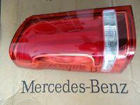mercedes LED original heckleuchte rückleuchte links a4478200564 w447 v klasse