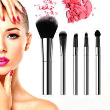 Makeup Brushes Set Face Cosmetic Eye Shadow Blush Brush Make Up Tool 5Pcs Hot