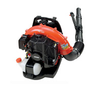 Backpack Leaf Blower 216 MPH 517 CFM 58.2cc Gas 2-Stroke Cycle w/ Tube Throttle