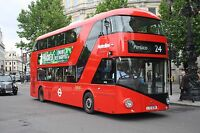 New bus for London - Borismaster LT38 6x4 Quality Bus Photo