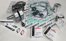 KAWASAKI KX 60 WISECO ENGINE REBUILD KIT, CRANKSHAFT, PISTON, GASKETS 1986-2003