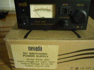 Nevada PSW30H 25-30 Amp Switch Mode 13.8V DC Power Supply