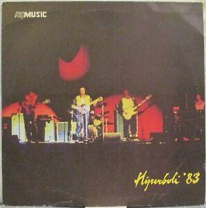 HIPERBOLE Hiperbolė '83 LP Obscure Lithuania Rock – on RG Music RARE!