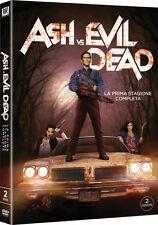 Ash Vs Evil Dead - Stagione 01 (2 DVD) - ITALIANO ORIGINALE SIGILLATO -