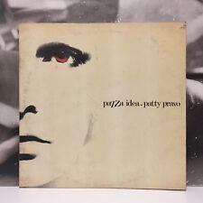 PATTY PRAVO - PAZZA IDEA LP + INSERT VG+/EX- 1973 ITALY RCA DPSL 10591