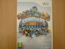 Skylanders Giants For The Nintendo Wii