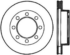 Disc Brake Rotor-DIESEL Front Left Stoptech 127.67024CL