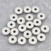 Neu Die Beste Zubehör für Industrie Nähmaschine Aluminium Spulen 20x