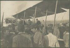 Aviation 1ère Guerre Mondiale. Aviateur. Avion. Militaria. 1WW.