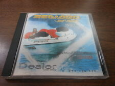 97-98 Sea Doo Jet Boats Technical Publications CD-ROM 219-700-122